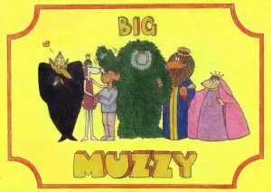 Big Muzzy | 玛泽的故事,超经典的英语学习动画片!